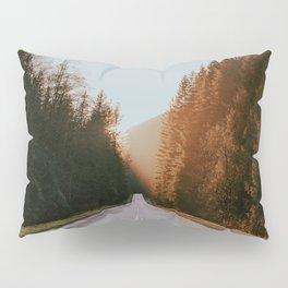Golden Ears Pillow Sham