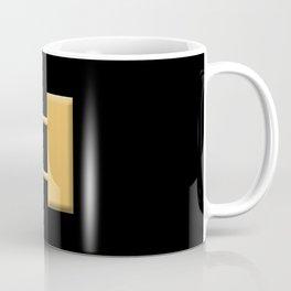 Captain (Gold) Coffee Mug