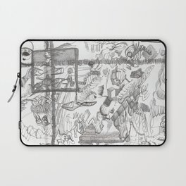 Austerity Assessor Laptop Sleeve
