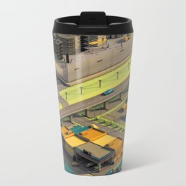 Factory Metal Travel Mug