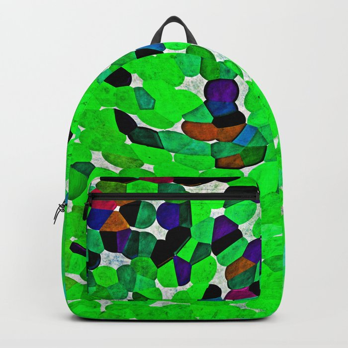 HARMONY IN GREEN Backpack