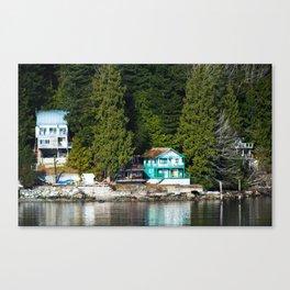 Sunshine Coast Canvas Print