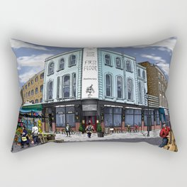 It's a London Thing Rectangular Pillow