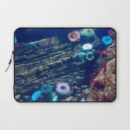 Underwater colors Laptop Sleeve