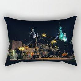 University of Tampa Rectangular Pillow