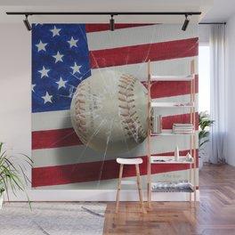 Baseball - New York, New York Wall Mural