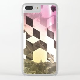 Elevated Clear iPhone Case