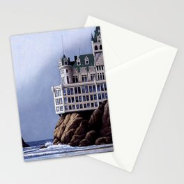 Cliff House - San Francisco, CA Stationery Cards