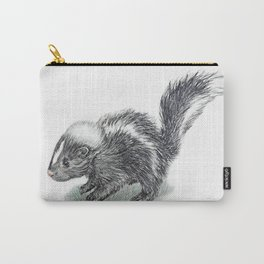 Baby Skunk Carry-All Pouch