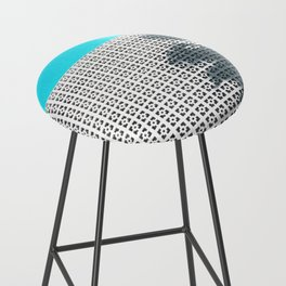 Parker Palm Springs with Palm Tree Shadow Bar Stool