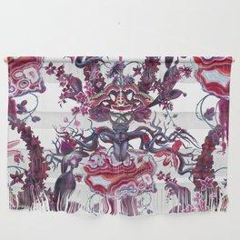 Merlot (dense pattern) Wall Hanging