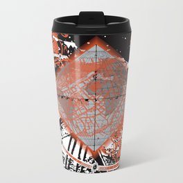 Thamespace Motifs #2 Metal Travel Mug