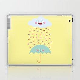 Love Rain Laptop & iPad Skin