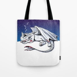 mv agusta f4 dragon Tote Bag