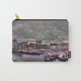 Gas Street Basin - the Canal House at dusk Carry-All Pouch