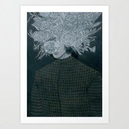 Reylo - The Midnight Art Print