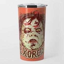 Exorcist Travel Mug