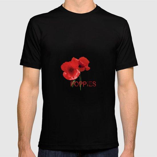 FLOWERS - Poppy reverie T-shirt