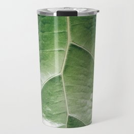Fiddle Leaf Fig Leaf Travel Mug