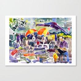 20170325g USKSG Thieves Market 2 Canvas Print