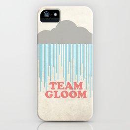 Team Gloom iPhone Case