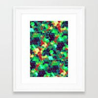 science Framed Art Prints featuring Science by KRArtwork