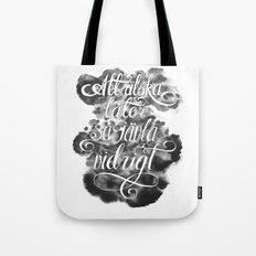 Swedish Love Making Tote Bag