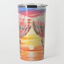 Our Sunset Travel Mug