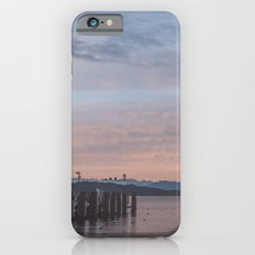 Starnbergersee at dawn iPhone 6s Slim Case