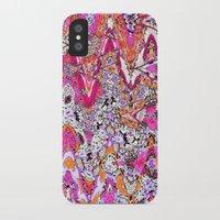 fringe iPhone & iPod Cases featuring Fringe by Ingrid Padilla