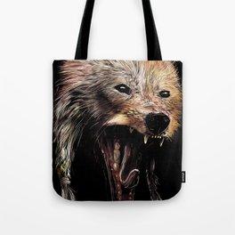 She's a Foxy Lady Tote Bag