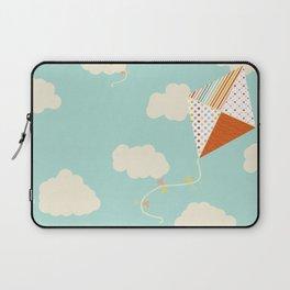 Let's go Fly a Kite Laptop Sleeve