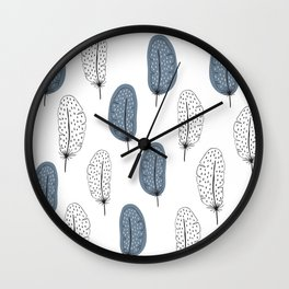 Quill #57 Wall Clock