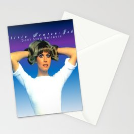 Olivia Newton-John - Don't Stop Believing Stationery Cards