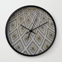Ceiling Design. Wall Clock