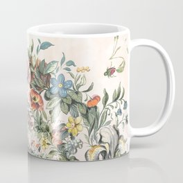 Circle of life- floral Coffee Mug