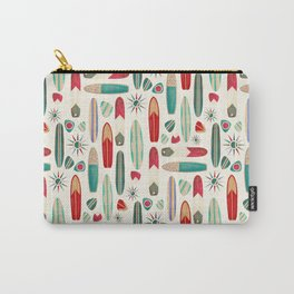 Surf's Up in the 1950's Carry-All Pouch