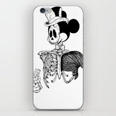 GreaterDeathsney iPhone & iPod Skin