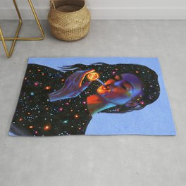 Ask the Universe Rug