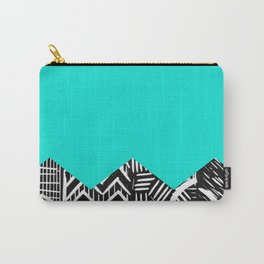 Sky lino bright Carry-All Pouch