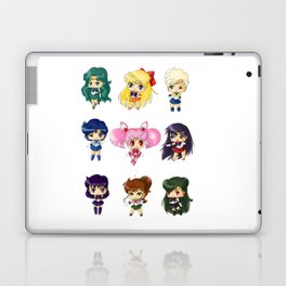 Sailor Scouts Laptop & iPad Skin