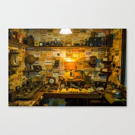 Wireless. Canvas Print