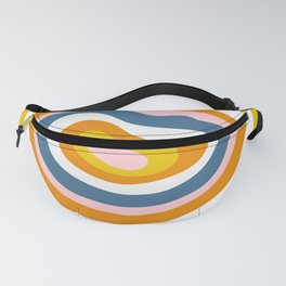 Antelope Canyon Stripes Fanny Pack