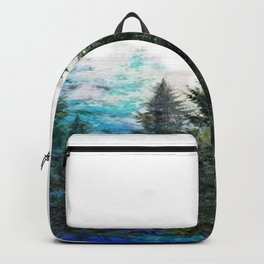 GREEN MOUNTAIN PINES LANDSCAPE Backpack