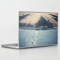 fargo Laptop & iPad Skins featuring Fargo by Linas Vaitonis