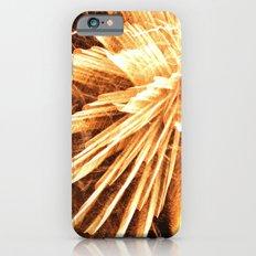 Fire burst iPhone 6s Slim Case