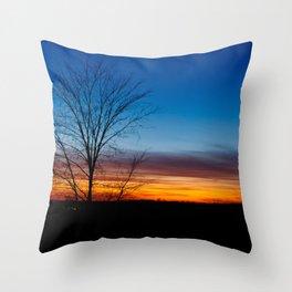 Caledon Sunset Throw Pillow