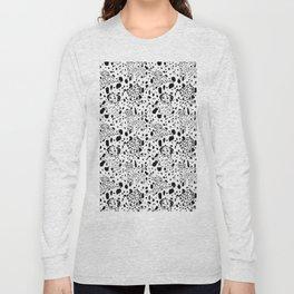 Dalmatian Daze Long Sleeve T-shirt