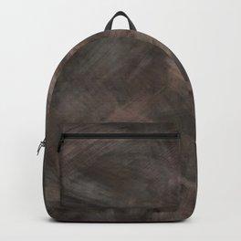 Brown dark misty look Backpack