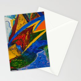 Flight to freedom Stationery Cards